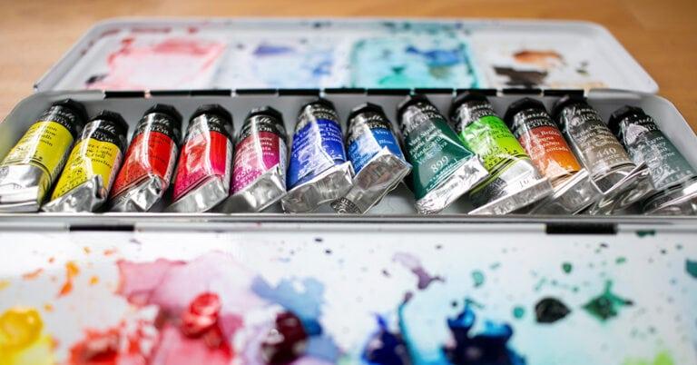 Watercolor Paints Explained | Should You Get Pans, Tubes, or Bottles?