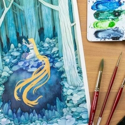 How to Add Depth To Your Art