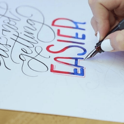 Learn Your Font Families for Lettering