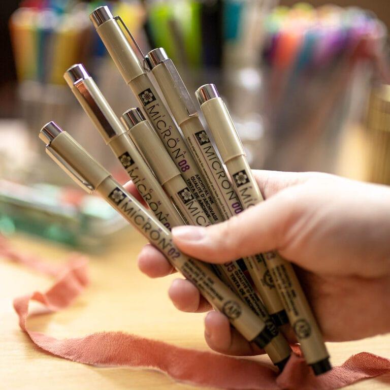 My Sakura Pigma Micron Pen Review