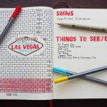 Planning for a vacation budget is a big step towards your unforgettable trip. See how you can easily save up your cash with the help of a simple spread in the bullet journal! Using this technique, I am saving for a fabulous trip to Las Vegas and it