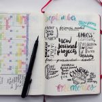 Capturing memories is a wonderful side effect of the bullet journal. However, you can make the process of preserving memories more direct by creating a memories page. Simply create a place where you can gather all your fond memories and add some love. When you look through your bullet journal later in life, you