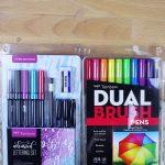 Brush Lettering 101 Starter Kit Giveaway